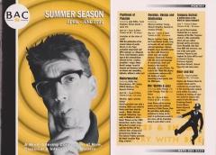 BAC Summer Season 1996 double
