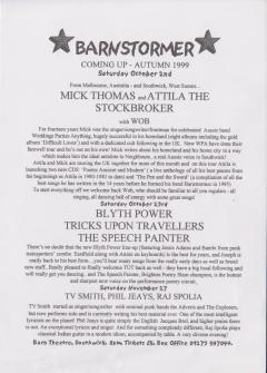 Barnstormer Southwick Autumn 1999 001