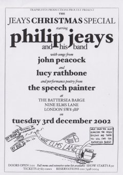 Philip Jeays Christmas Special Dec 2002 001