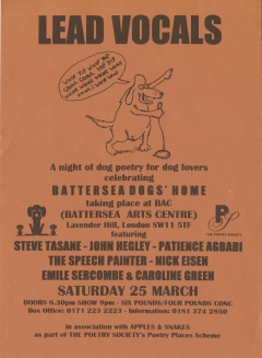 Battersea Arts Centre 001