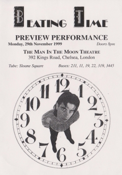 Beating Time The Man in the Moon Chelsea 001