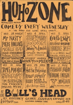 Hoho Zone Bulls Head Clapham Wed 4 April 001
