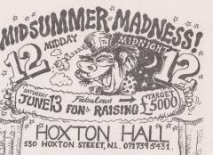 Midsummer Madness Hoxton Hall  Sat 13 June 001