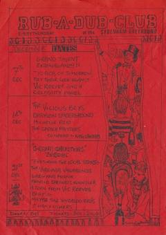 Rub a Dub Club Sydenham Greyhound 14th Dec 001
